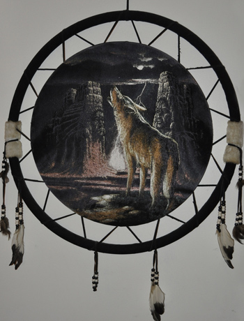 Cabin #1 Dream Catcher